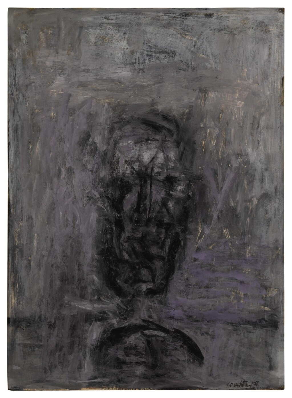 JOHN GRAHAM COUGHTRY | PORTRAIT I