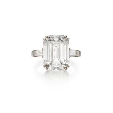 View 1. Thumbnail of Lot 64. Diamond Ring.