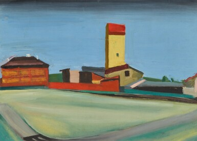 View 1. Thumbnail of Lot 117. Grain Silo.