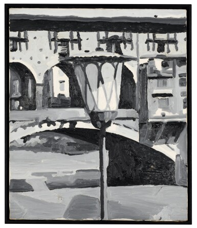 View 2. Thumbnail of Lot 831. MARTIN KIPPENBERGER | UNTITLED (FROM THE SERIES UNO DI VOI, UN TEDESCO IN FIRENZE).