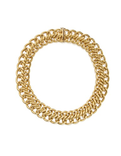 GOLD NECKLACE, TIFFANY & CO.