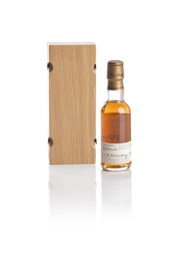 View 2. Thumbnail of Lot 145. THE MACALLAN FINE & RARE 35 YEAR OLD 43.0 ABV 1940 .