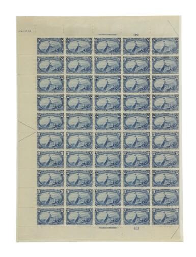 Trans-Mississippi 1898 5c Dull Blue (288)