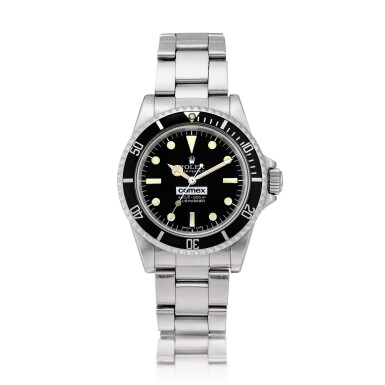 """View 1. Thumbnail of Lot 2140. Rolex 