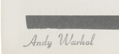 View 3. Thumbnail of Lot 24. ANDY WARHOL | JACQUELINE KENNEDY I (JACKIE I) (F. & S. II.13).