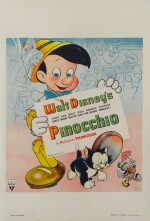 PINOCCHIO (1940) POSTER, BRITISH