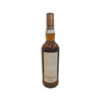 View 2. Thumbnail of Lot 7. The Macallan Fine & Rare 39 Year Old 59.2 abv 1978 (1 BT75).