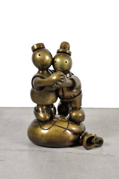 View 3. Thumbnail of Lot 117. TOM OTTERNESS | FREE MONEY.