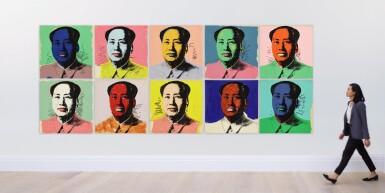 View 12. Thumbnail of Lot 16. Mao (Feldman & Schellmann II.90 - 99).