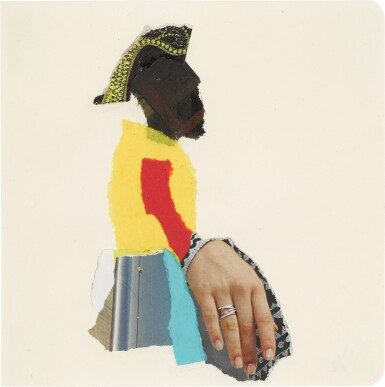 View 9. Thumbnail of Lot 801. DEBORAH ROBERTS | THE HISTORY OF EVERYTHING, PART THREE.