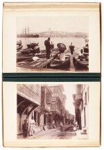 Constantinople | album of photographs, [c.1880s-1890s]