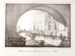 St Petersburg, 30 prints of topographical views, loose sheets