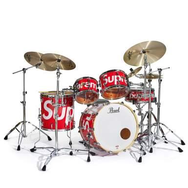 View 1. Thumbnail of Lot 27. Session Studio Select Drum Set & Zildjian® Cymbals, 2019.