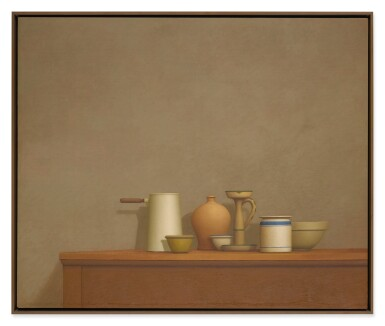 View 2. Thumbnail of Lot 108. Still Life with Seven Objects.