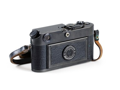 View 4. Thumbnail of Lot 66. Leica M6 Camera of Paolo Roversi.