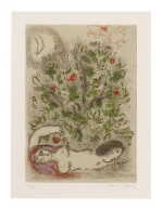 MARC CHAGALL | PARADISE (M. 232)