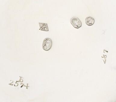 View 9. Thumbnail of Lot 27. BREGUET ET FILS  [ 寶璣]  | AN IMPORTANT OVER-SIZED SILVER OPEN-FACED SIX-MINUTE TOURBILLON WATCH WITH PETO'S CROSS DETENT CHRONOMETER ESCAPEMENT, REGULATOR DIAL AND PRESENTATION ENGRAVING FROM SIR THOMAS MAKDOUGALL BRISBANE BART.  NO. 2574, CASE NO. 287, 'GARDE-TEMPS À TOURBILLON' SOLD TO LE GÉNÉRAL THOMAS BRISBANE ON 23 FEBRUARY 1816 FOR 2,000 FRANCS  [ 罕有特大型銀製六分鐘陀飛輪懷錶備PETO十字制動式擒縱系統精密計時機芯、三針一線錶盤及刻托馬斯・麥克杜格・布里斯班從男爵贈字,編號2574,錶殼編號287,1816年2月23日以2,000法郎售予托馬斯・布里斯班少將].