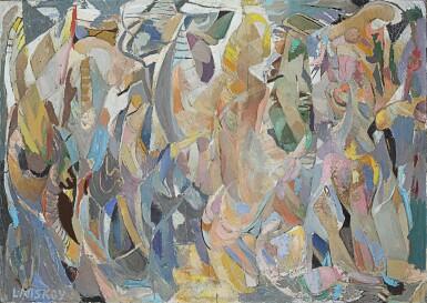 View 1. Thumbnail of Lot 21. Composition, Baigneuses de l'océan glaciale.