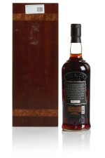 BOWMORE BLACK SHERRY CASK 42 YEAR OLD 40.5 ABV 1964