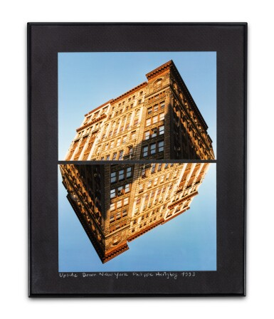 View 2. Thumbnail of Lot 214. Upside Down New York.