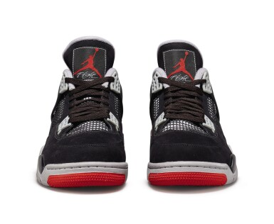 View 9. Thumbnail of Lot 110.  Drake Unreleased Air Jordan IV Retro | Prototype/Sample | Size 11.