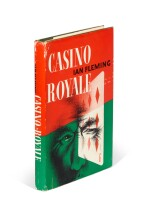 FLEMING | Casino Royale, 1954, first American edition, second issue