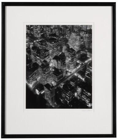 View 3. Thumbnail of Lot 63. New York at Night.