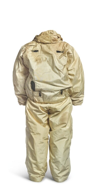 View 2. Thumbnail of Lot 11. APOLLO PROTOTYPE A6L SPACESUIT, INTERNATIONAL LATEX CORPORATION, 1967.