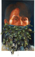 TITUS KAPHAR | THE WING THAT BREAKS FROM HER WOUNDS