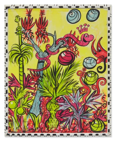 View 1. Thumbnail of Lot 1004. KENNY SCHARF | UNTITLED.