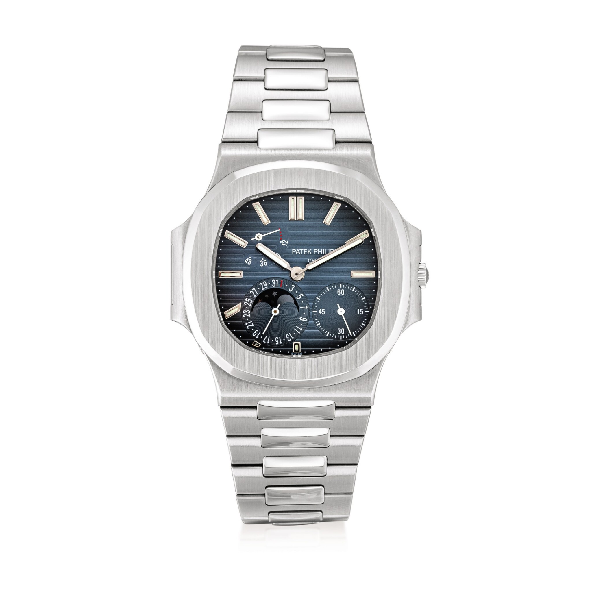 """View full screen - View 1 of Lot 2059. Patek Philippe 
