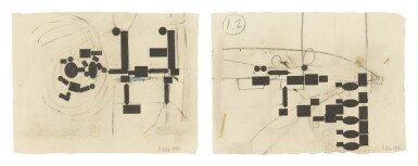 BARRY LE VA | STUDIES FOR SCULPTURAL SERIES: IDENTIFIED, CLASSIFIED, CATALOGUED