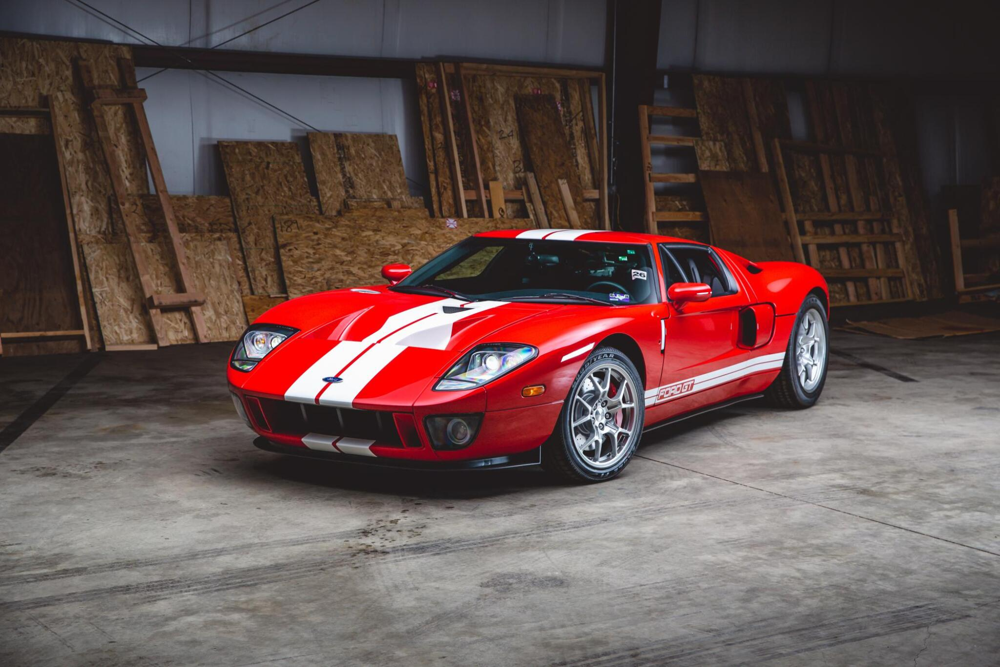 View full screen - View 1 of Lot 1. 2006 Ford GT.