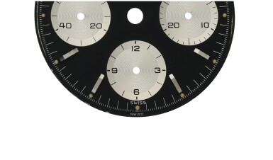 View 11. Thumbnail of Lot 1. ROLEX | REFERENCE 6239 'DOUBLE SWISS UNDERLINE' DAYTONA   A STAINLESS STEEL CHRONOGRAPH WRISTWATCH WITH REGISTERS, CIRCA 1963.