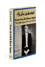 ANDY WARHOL | THE PHILOSOPHY OF ANDY WARHOL (FROM A TO B & BACK AGAIN)