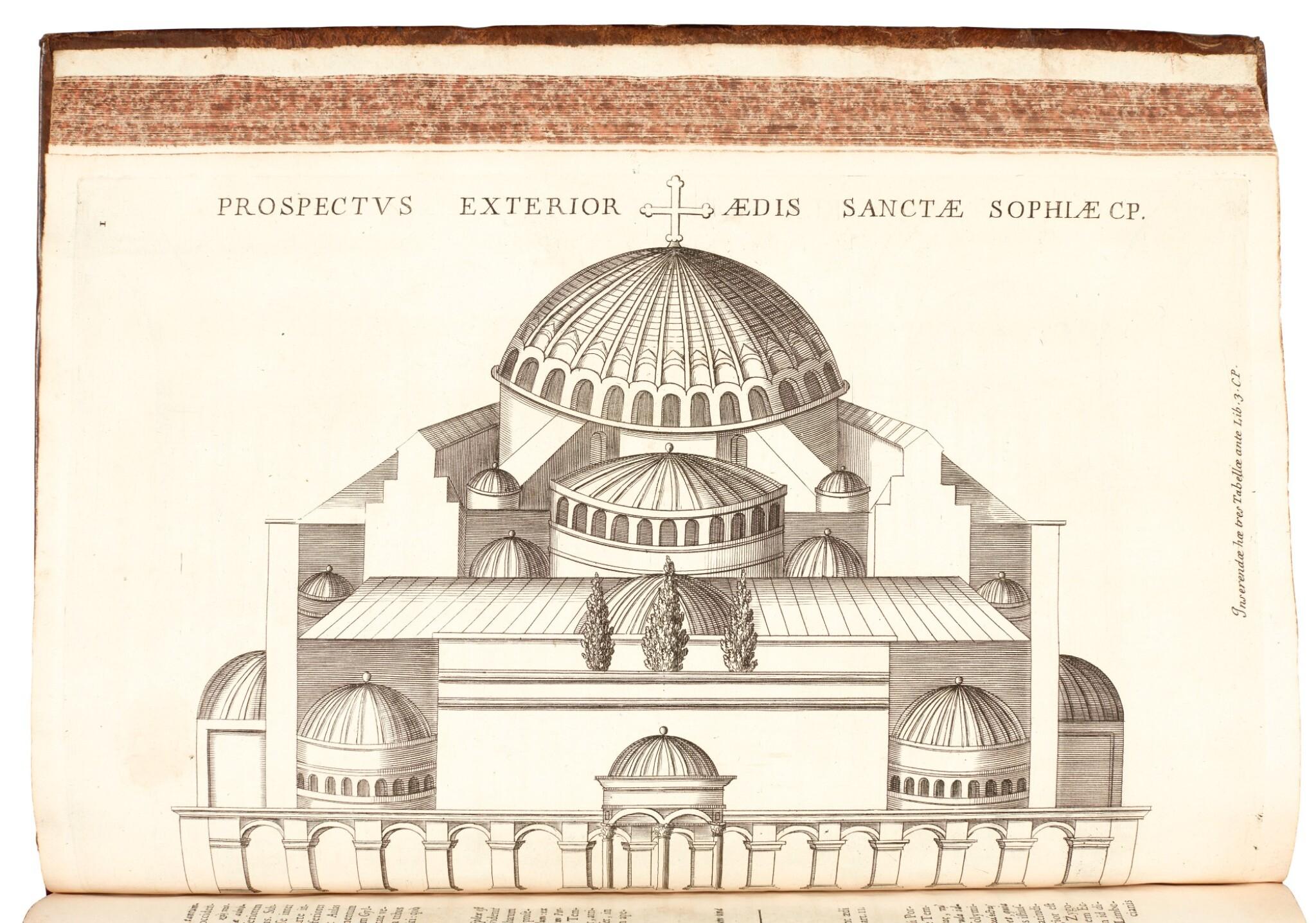 View full screen - View 1 of Lot 167. Du Cange | Historia Byzantina, 1680 | Cousin, Histoire de Constantinople, 1672-74, 8 volumes.