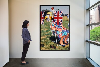 View 4. Thumbnail of Lot 33. MARTIN PARR    THINK OF ENGLAND, 1999.