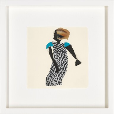 View 24. Thumbnail of Lot 801. DEBORAH ROBERTS | THE HISTORY OF EVERYTHING, PART THREE.