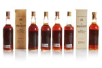 THE MACALLAN 18 YEAR OLD 43.0 ABV 1963