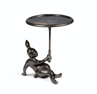 View 4. Thumbnail of Lot 46. Olympia side table, 2016.