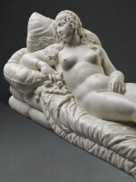 WORKSHOP OF LORENZO BARTOLINI (1777-1850), ITALIAN, 19TH CENTURY,  AFTER TITIAN (1488/90-1576)   VENUS OF URBINO