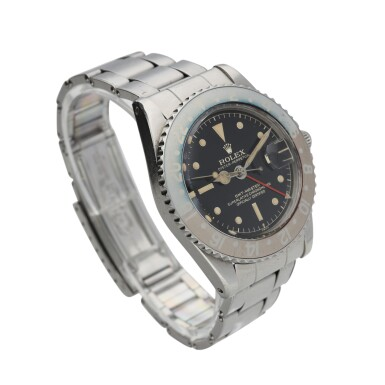 """View 2. Thumbnail of Lot 551. ROLEX 