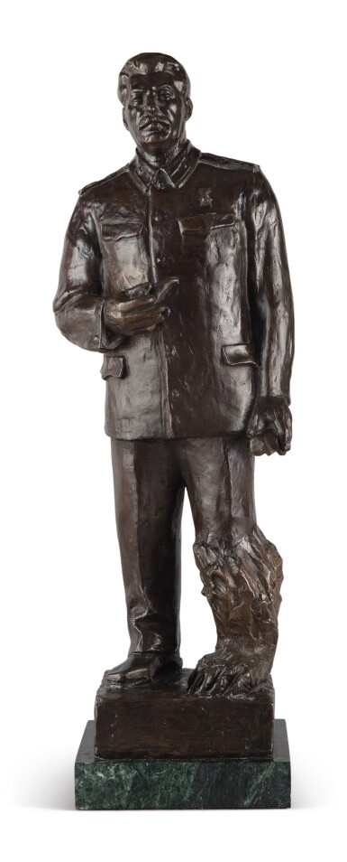 LEONID SOKOV | STALIN WITH A BEAR'S FOOT
