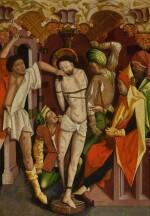 WESTPHALIAN SCHOOL, CIRCA 1500 |  The Flagellation