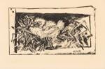 PABLO PICASSO | PIGEONNEAU DANS SON NID (B. 427; M. 71)