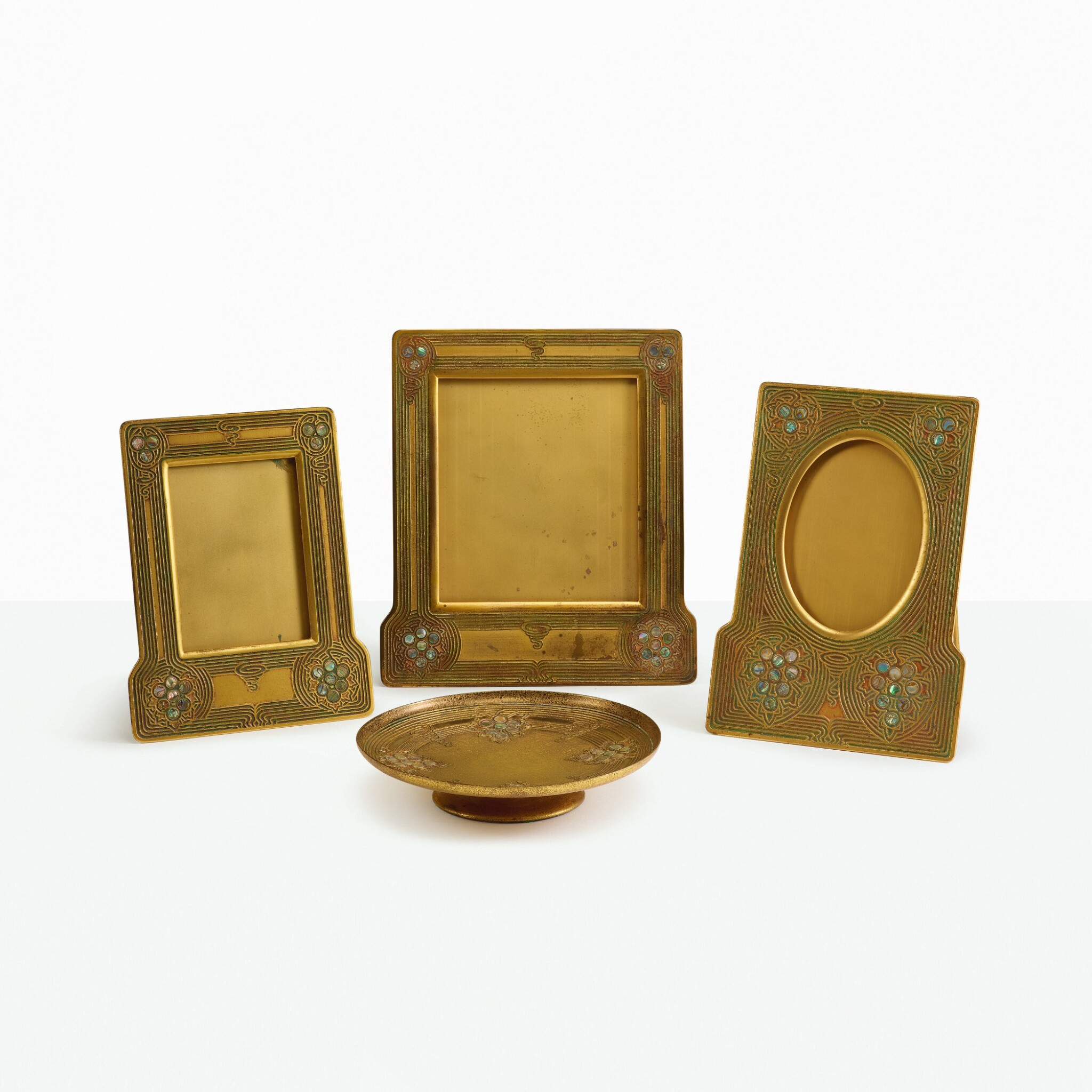 """View full screen - View 1 of Lot 25. TIFFANY STUDIOS 