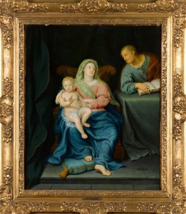 GERARD WIGMANA | The Holy Family