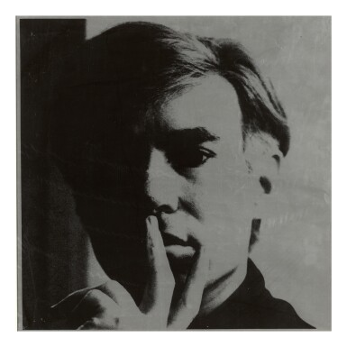 ANDY WARHOL | SELF-PORTRAIT (F. & S. II.16)