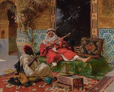 RUDOLF ERNST | THE MUSICIANS