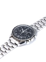OMEGA | REF 345.0022/145.0022 SPEEDMASTER,  A STAINLESS STEEL CHRONOGRAPH WRISTWATCH WITH REGISTERS AND BRACELET CIRCA 1995